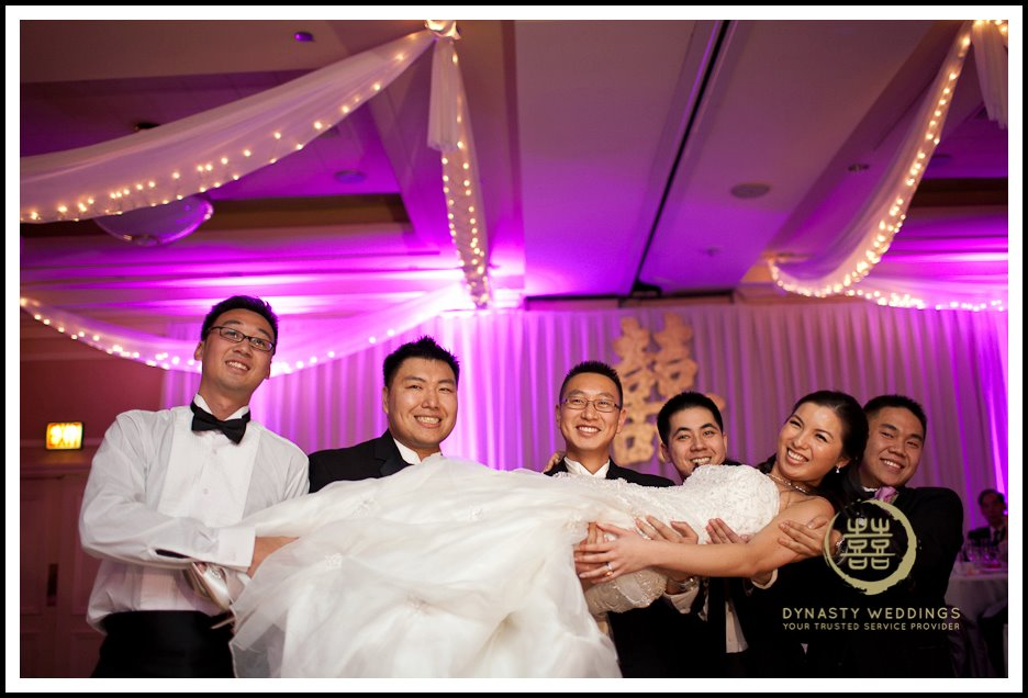Dynasty Weddings - Chinese Banquet at Sheraton LaGuardia East Hotel