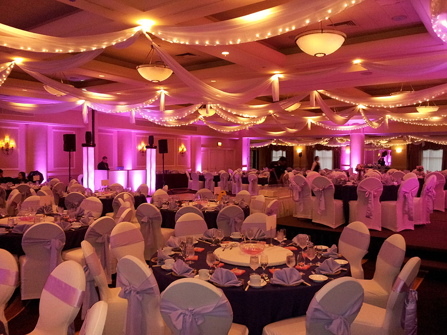 Wedding Led Uplighting Wireless Dmx