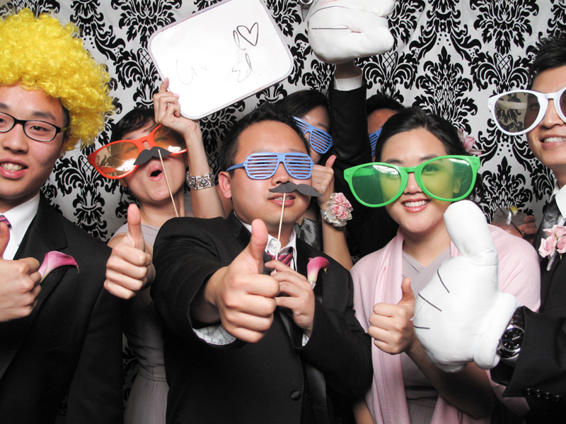 Westmount Country Club New YOrk photo booth (2)